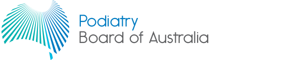 Podiatry Board of Australia